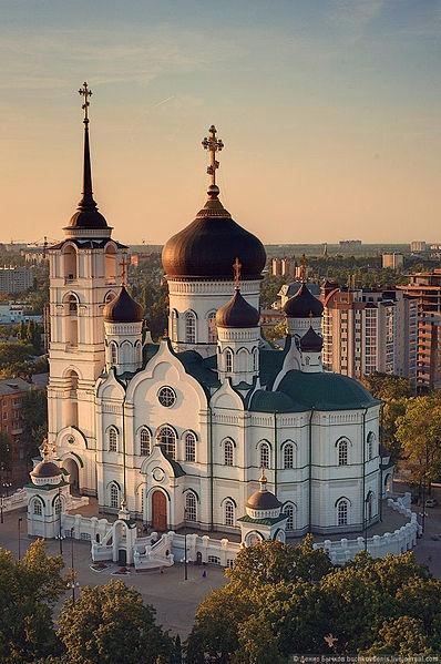 Благовещенский кафедральный собор Воронежа