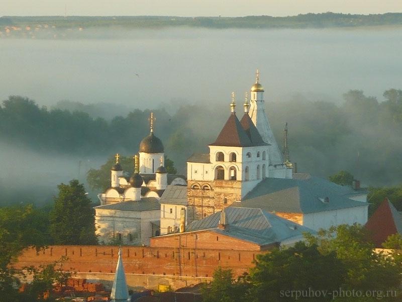 Владычный монастырь. Серпухов