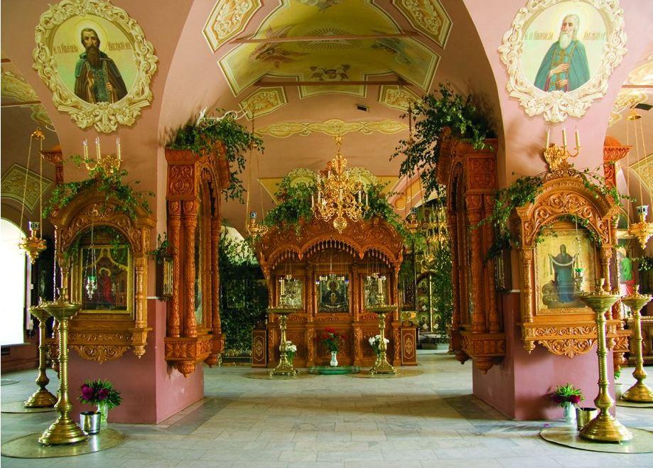Высоцкий монастырь под Серпуховым