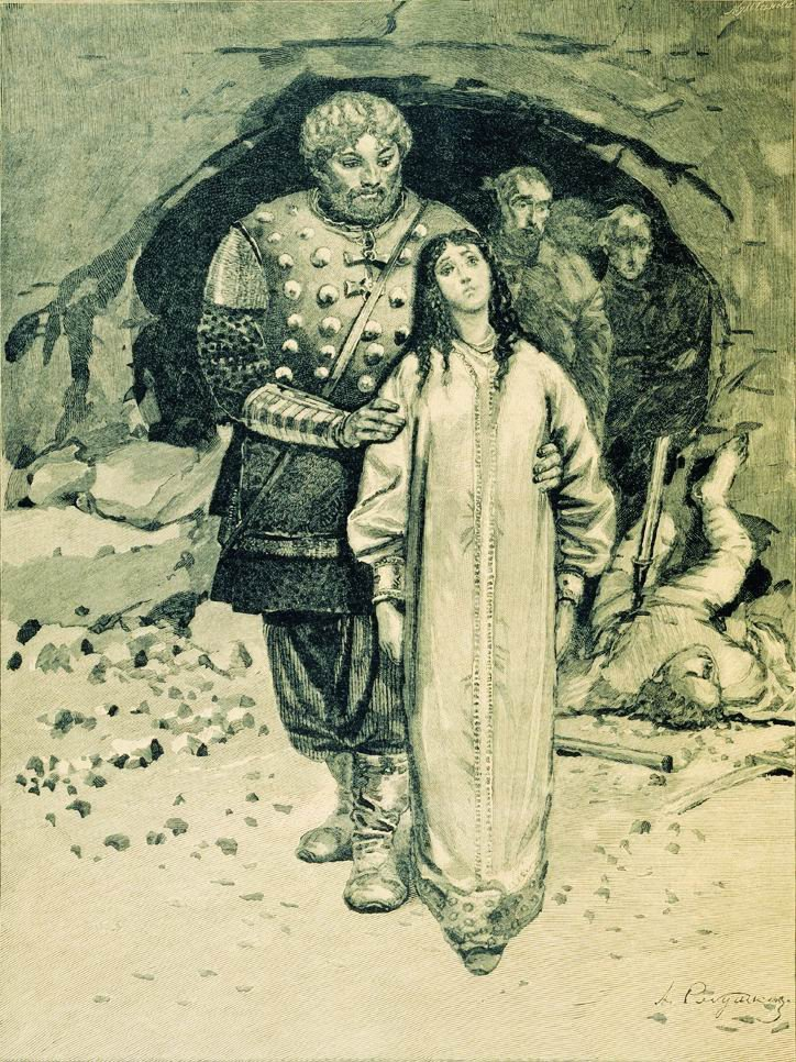 Добрыня Никитич и Малуша