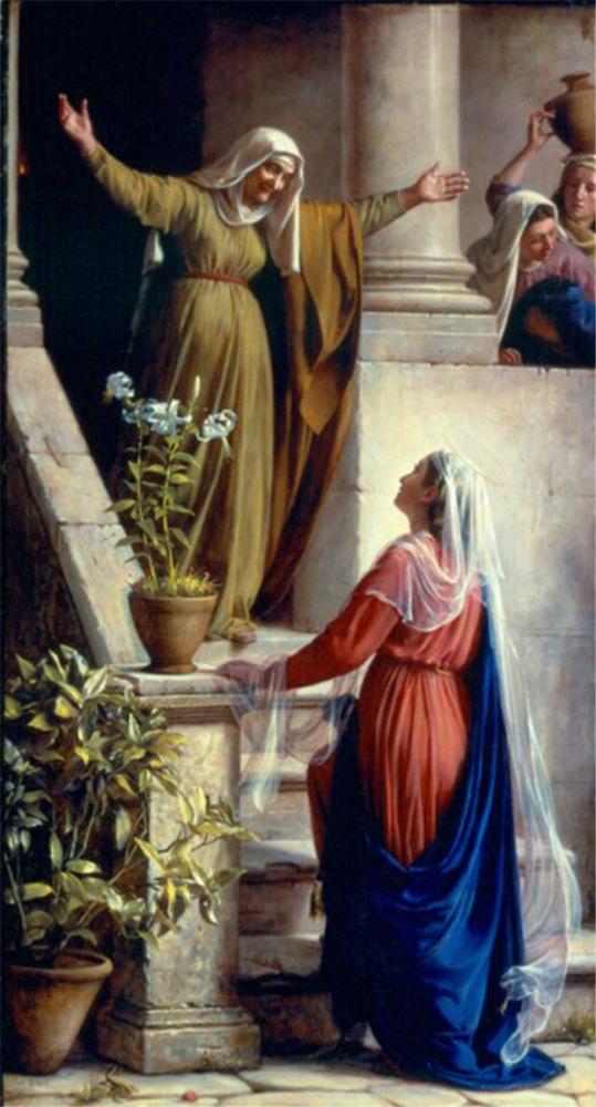 Елисавета и Мария
