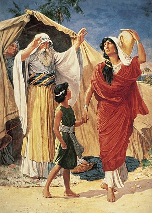 women of the bible sarah