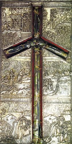 Крест святой равноапостольной Нины