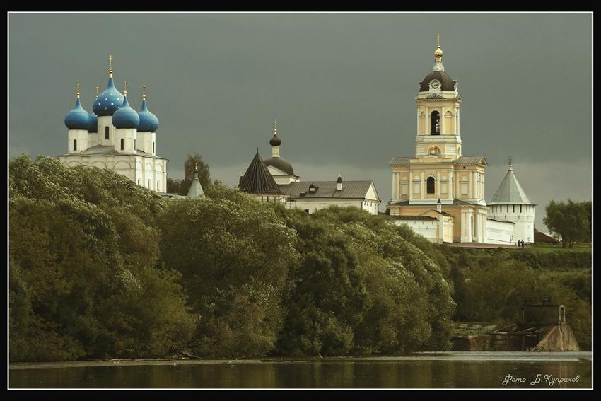 Серпухов. Высоцкий мужской монастырь