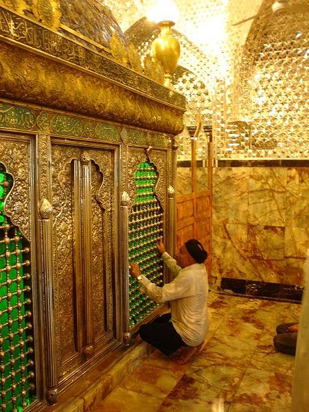 Усыпальница пророка Даниила, Барри, Ирак