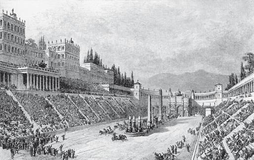 Цирк в Древнем Риме