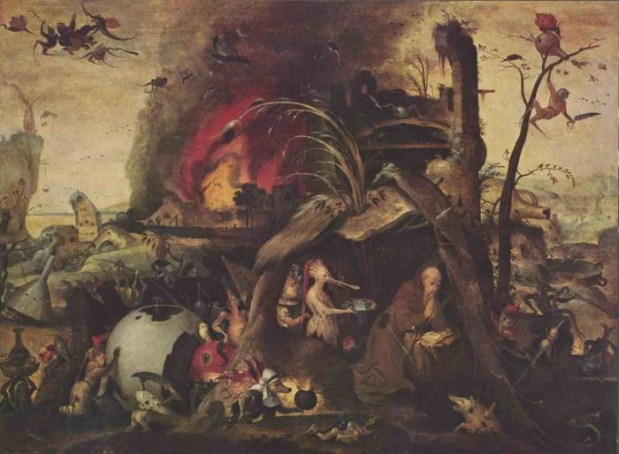Картинки по запросу святой антоний свинья