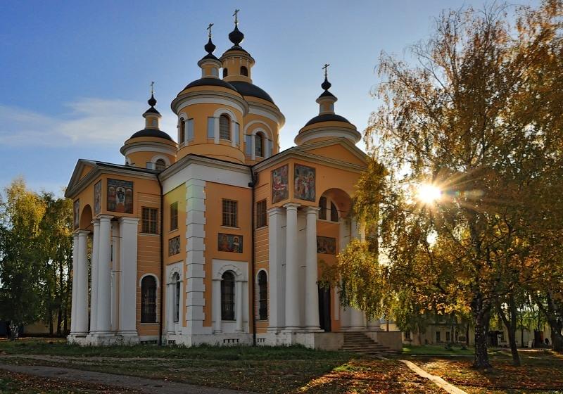 Вышенский женский монастырь