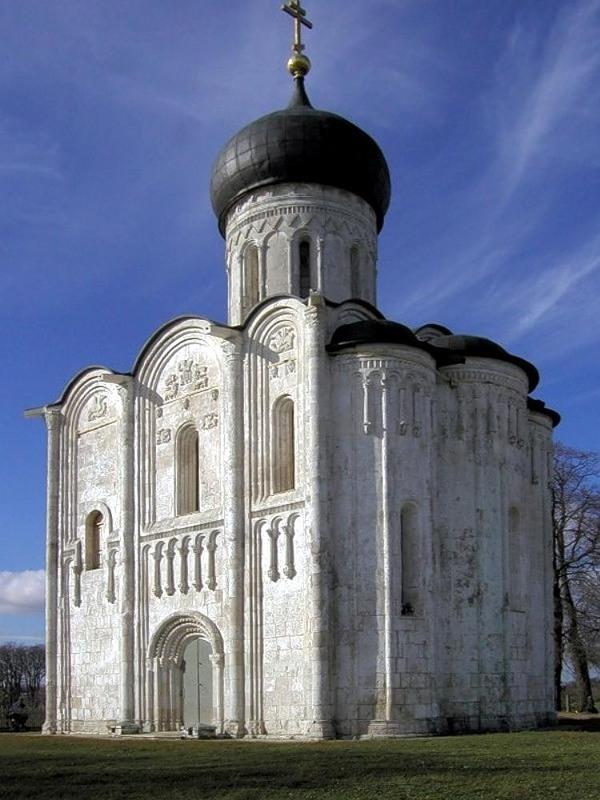 Церковь Покрова́ на Нерли