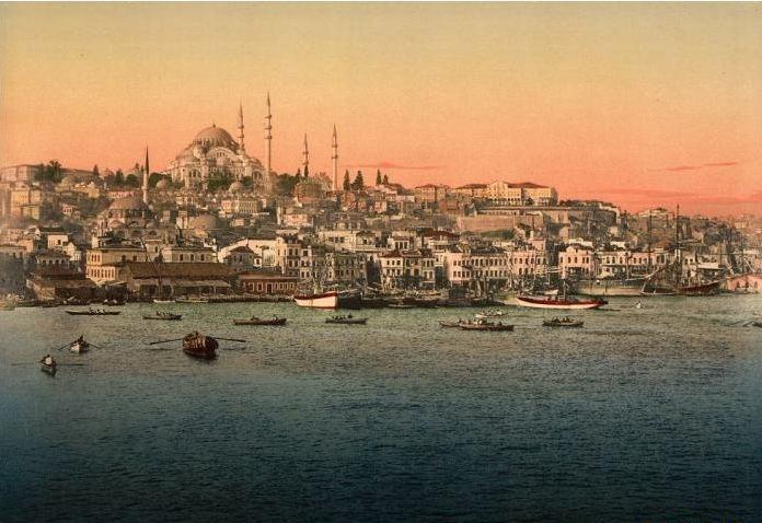 Константинополь в XIX веке