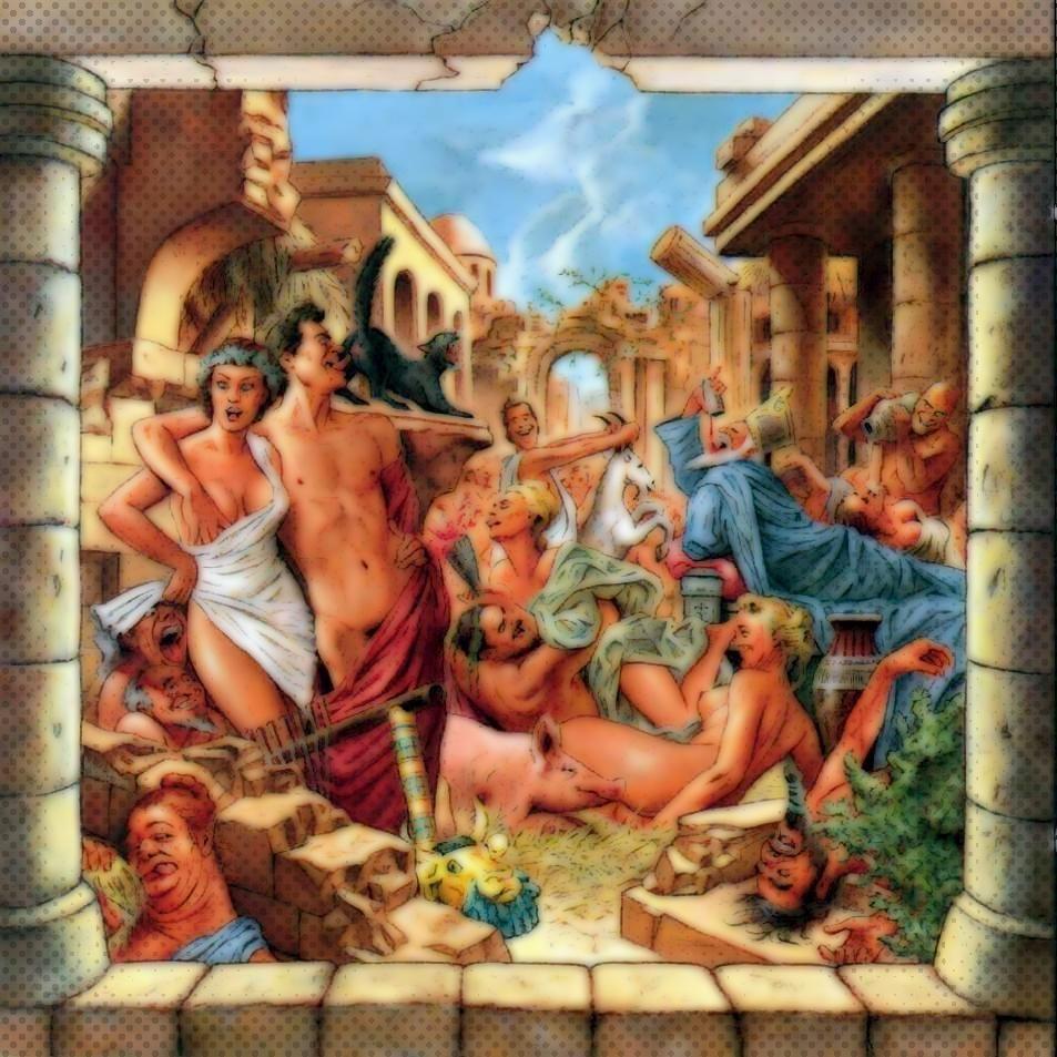 Рим гомосексуализм
