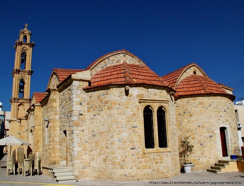 Церковь Киприана в Менико