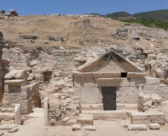 Гробница святого апостола Филиппа