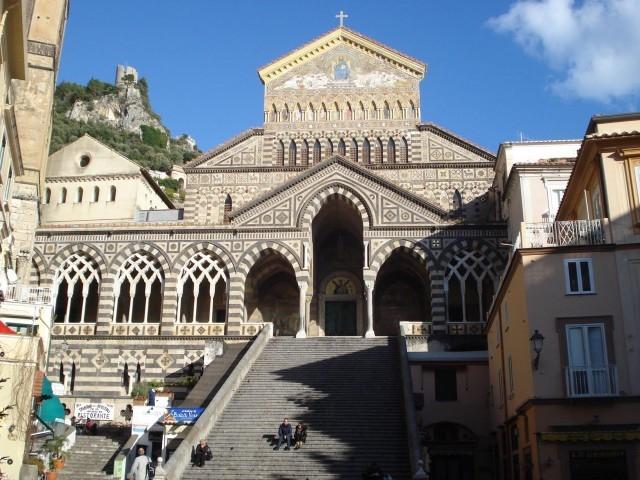 Собор святого апостола Андрея Первозванного в Амальфи