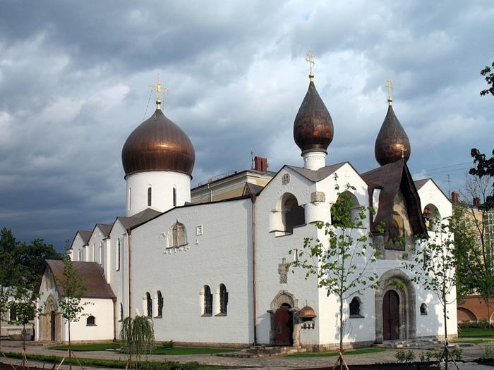 Покровский собор обители
