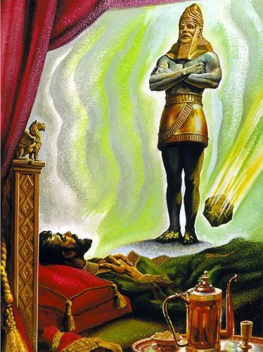 сон царя Навуходоносора