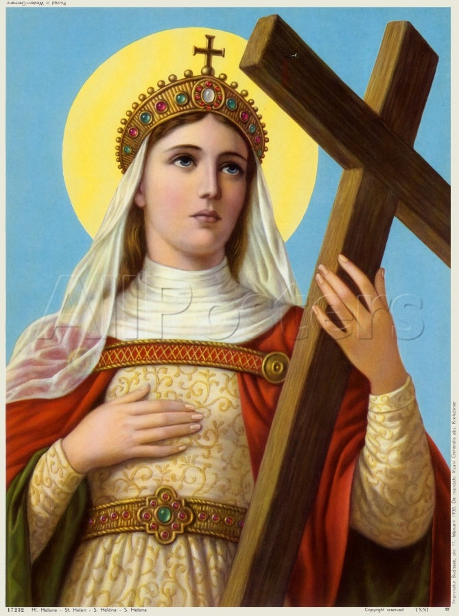 Святая царица Елена