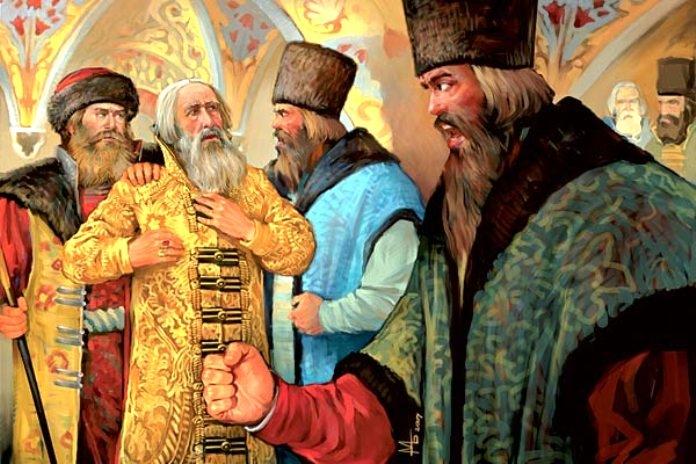 Избрание царём василия шуйского