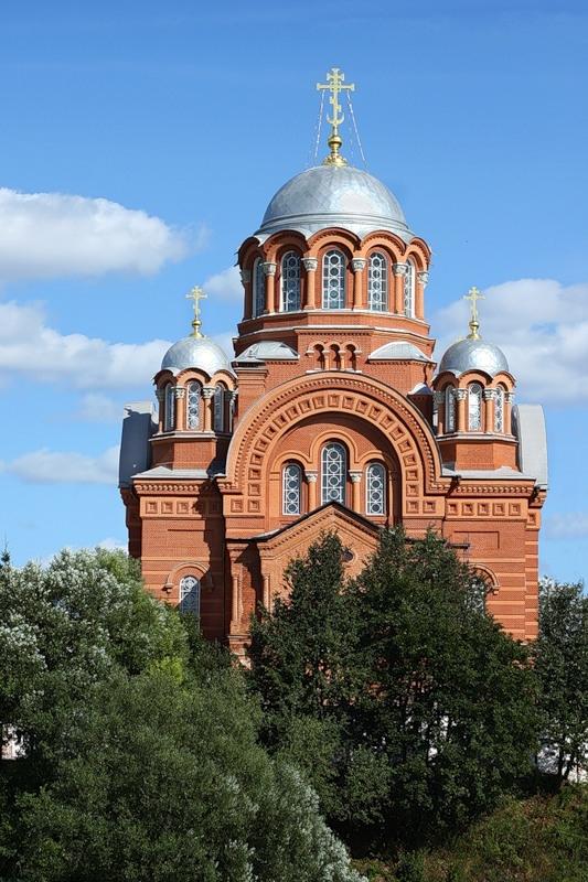 Никольский собор Покровского Хотькова монастыря