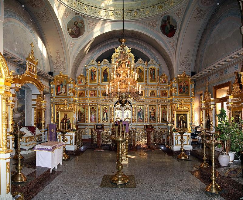 Храм святого Николая Чудотворца в Котельниках (1822-1824 г.г.)