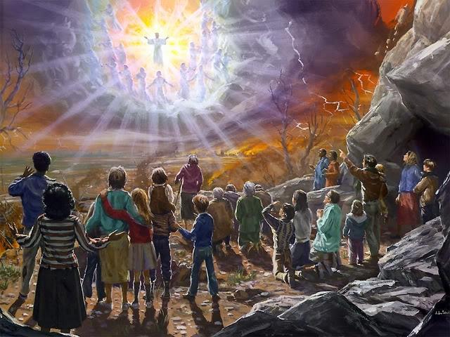 Почему второе пришествие иисуса христа будет страшным
