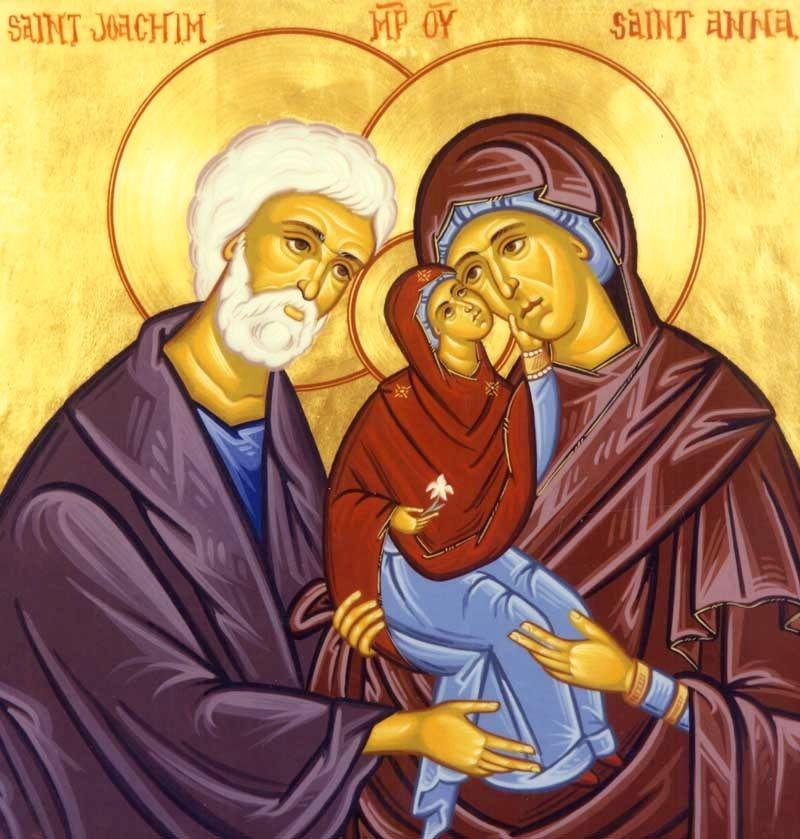 По молитвам Святой Праведной Анны - БогослАвие