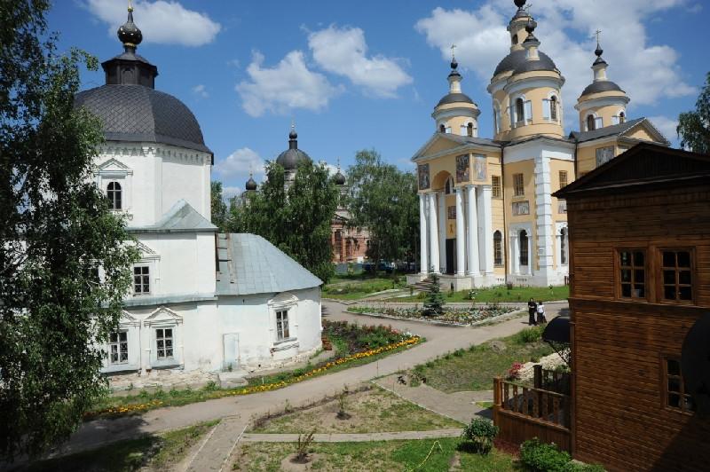 Вышенский монастырь