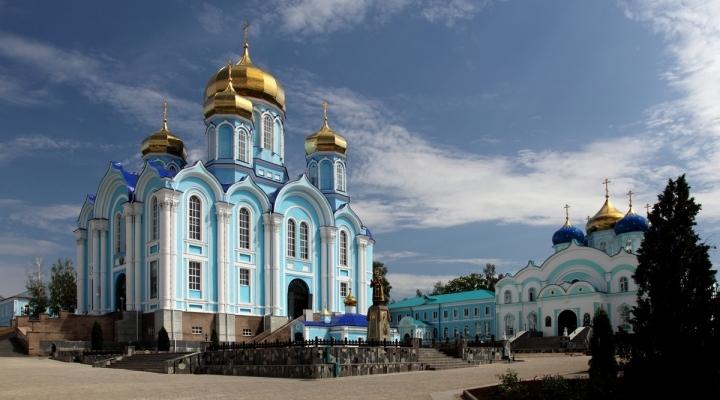 Задонский Рождество-Богородицкий монастырь