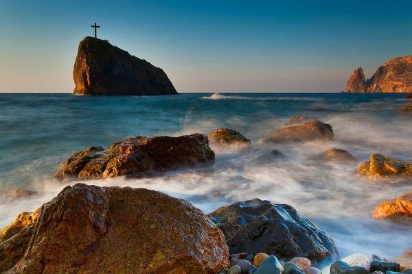 вода святой георгий: