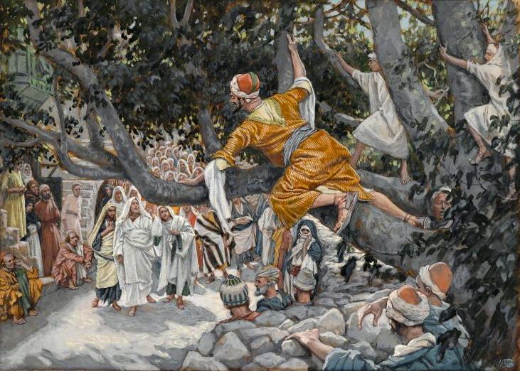 Толкование воскресного Евангелия. Неделя 37-я по Пятидесятнице.